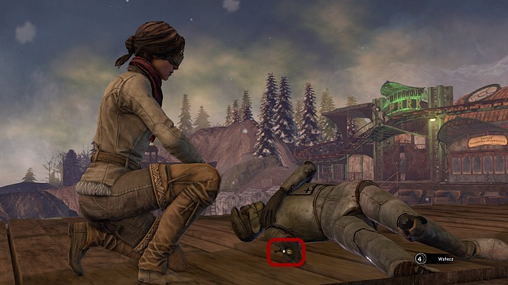 When Kate removes the automaton from the vehicles, take (in zoom) a key from its right hand - Repair the automaton | Chapter five | Walkthrough - Chapter five - Syberia 3 Game Guide