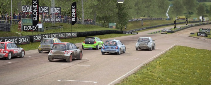 In rallycross you drive very strong AWD cars - Hints on race modes | Tips - Tips - DiRT 4 Game Guide