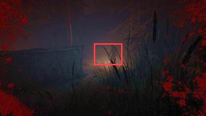 At the beginning of the stage, move left (Achievement - Hang in There, Baby) - Golgotha | Job | Walkthrough - Job - Outlast 2 Game Guide