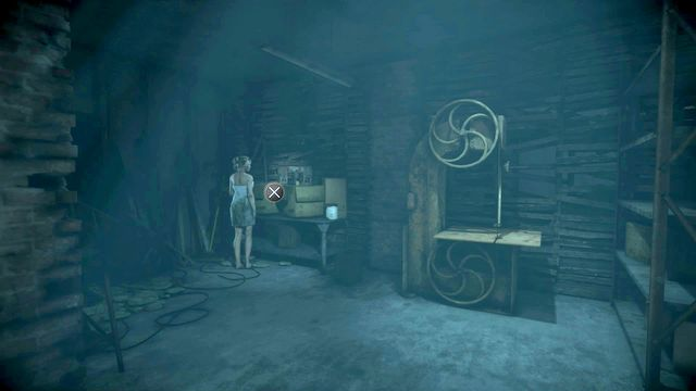 The remembrance board is on the wall, at the back - Episode 7 | Clues and totems - locations - Clues and totems - locations - Until Dawn Game Guide & Walkthrough