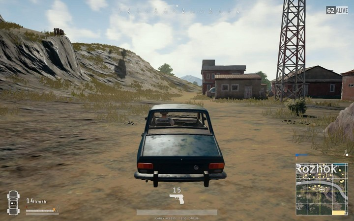Use vehicles to quickly move from one place to another - Vehicles - Game Guide - Playerunknowns Battlegrounds Game Guide