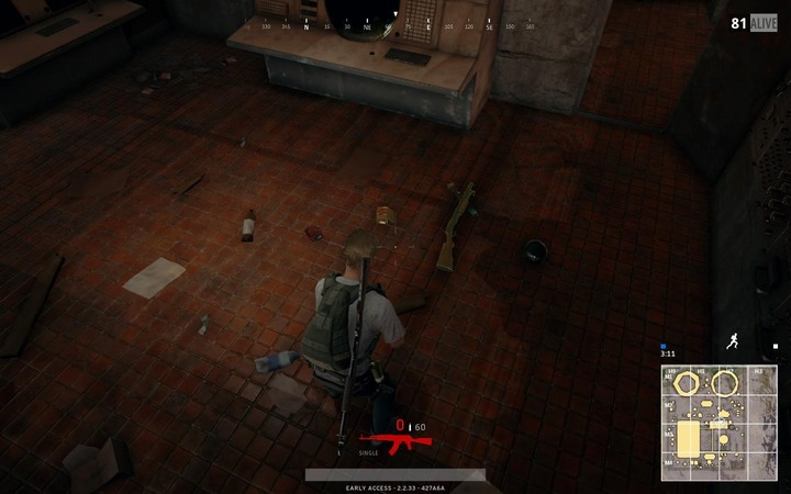 One should carry items that can restore your health (fully or at least some of it) - How to cheat death? - Game Guide - Playerunknowns Battlegrounds Game Guide