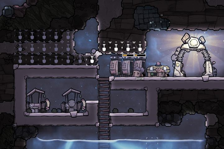 An outhouse is crucial! - How to start? - The Beginning - Oxygen Not Included Game Guide