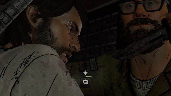 Youve managed to convince Ava to let the matter slide - the whole group will leave the room - Chapter 3 - Prayers for the Dead   Episode 4 - Episode 4: Thicker than Water - The Walking Dead: The Telltale Series - A New Frontier Game Guide