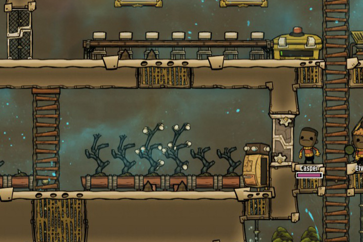 Food is one of the basic resources you will have in your colony, and is essential to the survival of your duplicants - Food - Description of objects and structures - Oxygen Not Included Game Guide