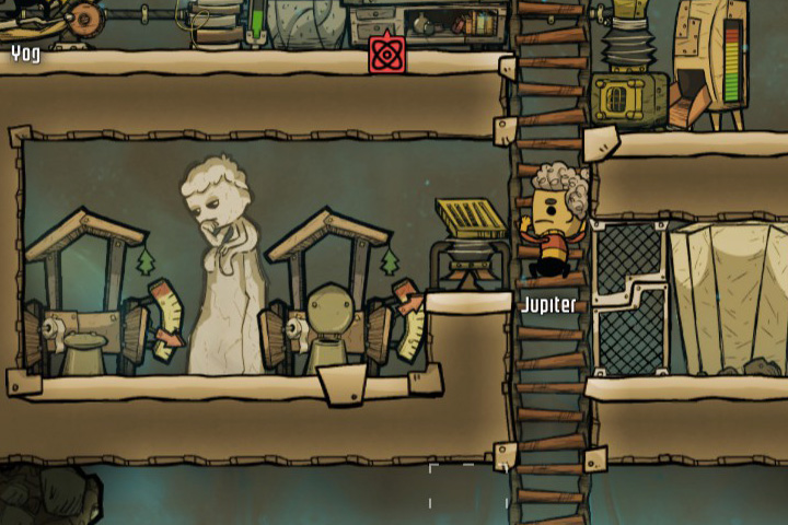 The outhouse - Important Rooms | Which rooms should I build? - Base Layout - Oxygen Not Included Game Guide