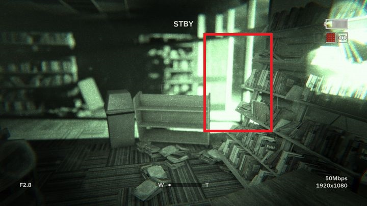 Youll wake up in a library - Computer Lab | Judges | Walkthrough - Judges - Outlast 2 Game Guide