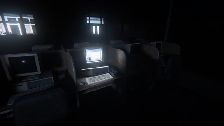 Once youve entered the lab, your escape route will be shut - Computer Lab | Judges | Walkthrough - Judges - Outlast 2 Game Guide
