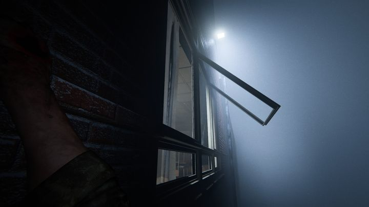You begin the level outside of the school - The Library | Judges | Walkthrough - Judges - Outlast 2 Game Guide