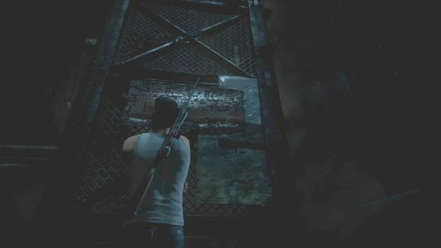 Climb up the elevator shaft to the top - Episode 4 | Walkthrough - Walkthrough - Until Dawn Game Guide & Walkthrough
