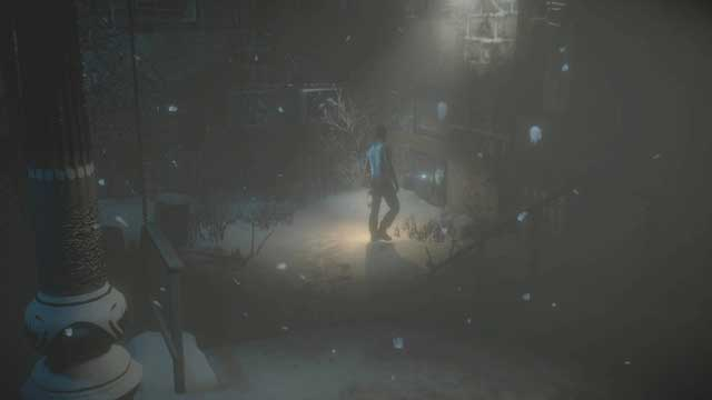 The basement entrance is covered by a steel board - Episode 5 | Walkthrough - Walkthrough - Until Dawn Game Guide & Walkthrough