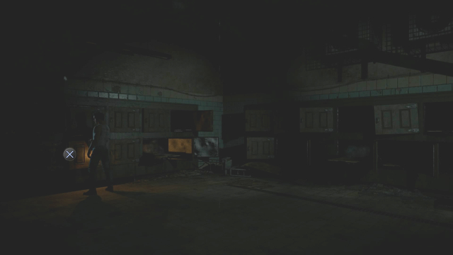 The mortuary. You may find here a piece of paper in one of the chambers - Episode 5 | Walkthrough - Walkthrough - Until Dawn Game Guide & Walkthrough