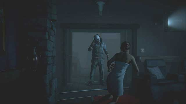 After a while you will see a psychopath. Few of the possible actions are optional - Episode 5 | Walkthrough - Walkthrough - Until Dawn Game Guide & Walkthrough