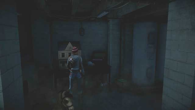 Find the dollhouse in the left part of the basement - Episode 6 | Walkthrough - Walkthrough - Until Dawn Game Guide & Walkthrough