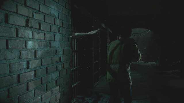 Avoid the hands sticking out from behind the gates, by pressing the button quickly - Episode 9 | Walkthrough - Walkthrough - Until Dawn Game Guide & Walkthrough
