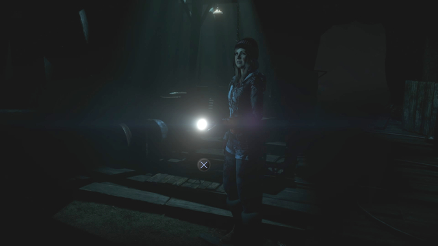 Since Ash is lagging behind, a bit, after she hears go examine it (the update for the butterfly effect Stick Together) - Episode 9 | Walkthrough - Walkthrough - Until Dawn Game Guide & Walkthrough