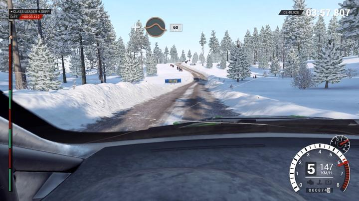If you can�t hear the co-driver clear enough, the same information, in form of signs, will be displayed in the upper part of the screen - Hints for beginners | Tips - Tips - DiRT 4 Game Guide
