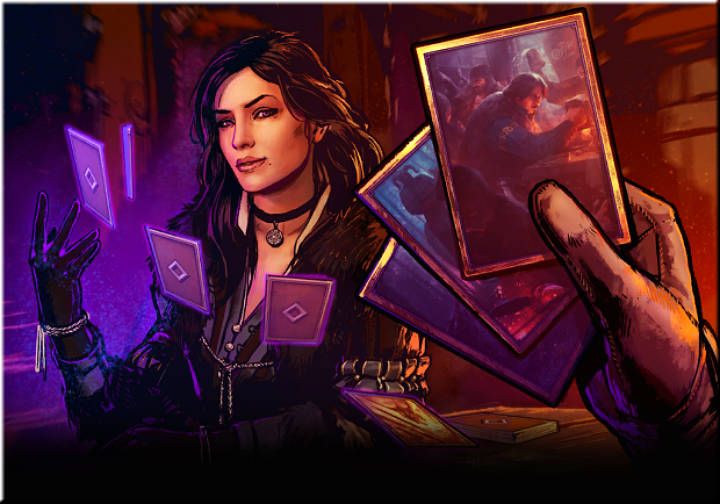 In Gwent, the player can participate in several kinds of matches - starting from an ordinary game against a virtual opponent, through casual duel with a random player or a friend, and ending with serious ranked play that requires us to show true skill - Main Menu and Game Modes | Gameplay Basics - Gameplay Basics - Gwent: The Witcher Card Game Guide