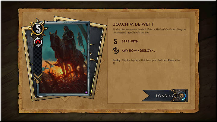 In Gwent, cards are divided by their Rarity levels, among other factors - Card Rarity | Card Types - Card Types - Gwent: The Witcher Card Game Guide