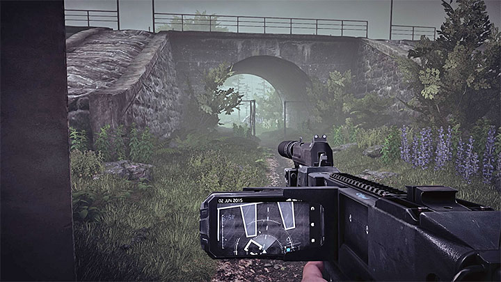 In the second part of the swamps you must also stick to the right side of the map and when you are standing on top of rocks you must look around for mercenaries that can be killed - Ghost Warrior | Trophy Guide - Trophy Guide - Get Even Game Guide