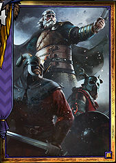 King Bran - Skellige | Premade decks - Premade decks - Gwent: The Witcher Card Game Guide