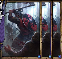Clan An Craite Raider x3 - Skellige | Premade decks - Premade decks - Gwent: The Witcher Card Game Guide
