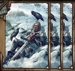 Biting Frost x3 - Skellige | Premade decks - Premade decks - Gwent: The Witcher Card Game Guide