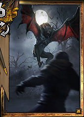 Regis: Higher Vampire - Nilfgaard | Premade decks - Premade decks - Gwent: The Witcher Card Game Guide