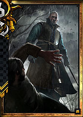 Leo Bonhart - Nilfgaard | Premade decks - Premade decks - Gwent: The Witcher Card Game Guide