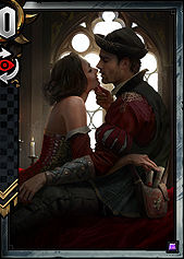 Cantarella - Nilfgaard | Premade decks - Premade decks - Gwent: The Witcher Card Game Guide