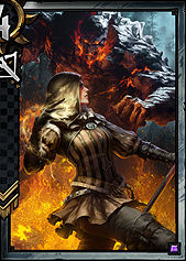 Cynthia - Nilfgaard | Premade decks - Premade decks - Gwent: The Witcher Card Game Guide