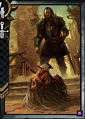 Peter Saar Gwynleve - Nilfgaard | Premade decks - Premade decks - Gwent: The Witcher Card Game Guide