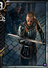 Vanhemar - Nilfgaard | Premade decks - Premade decks - Gwent: The Witcher Card Game Guide