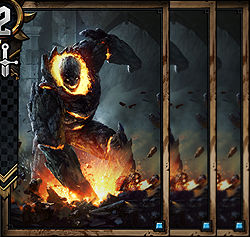 Imperial Golem x3 - Nilfgaard | Premade decks - Premade decks - Gwent: The Witcher Card Game Guide