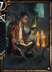 Alchemist - Nilfgaard | Premade decks - Premade decks - Gwent: The Witcher Card Game Guide