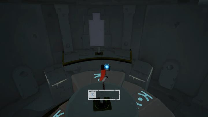 Throw the ball to the other side and place it on the pedestal. - Obtain the second key | Chapter 1 - Walkthrough - Chapter 1 - Rime Game Guide