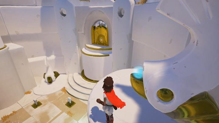 1 - Obtain the second key | Chapter 1 - Walkthrough - Chapter 1 - Rime Game Guide