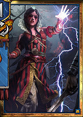 Philippa Eilhart - Northern Realms | Premade decks - Premade decks - Gwent: The Witcher Card Game Guide