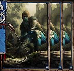 Blue Stripes Scout x3 - Northern Realms | Premade decks - Premade decks - Gwent: The Witcher Card Game Guide