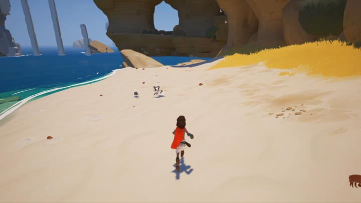 1 - Activation of the four figurines | Chapter 1 - Walkthrough - Chapter 1 - Rime Game Guide