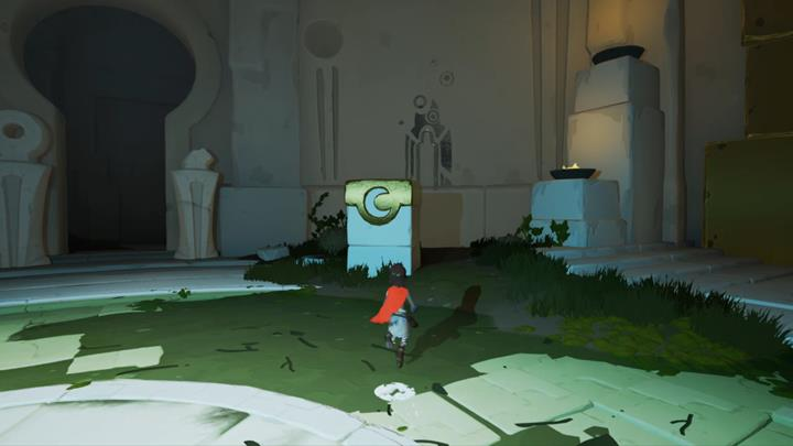 Youll reach a new chamber containing a shining sphere - Phantom Cave | Chapter 3 - Walkthrough - Chapter 3 - Rime Game Guide