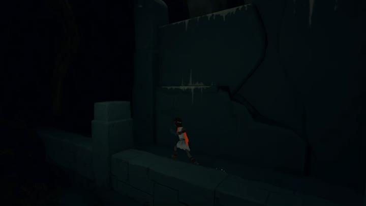 Follow the ledges to climb to the upper floors - Phantom Cave | Chapter 3 - Walkthrough - Chapter 3 - Rime Game Guide