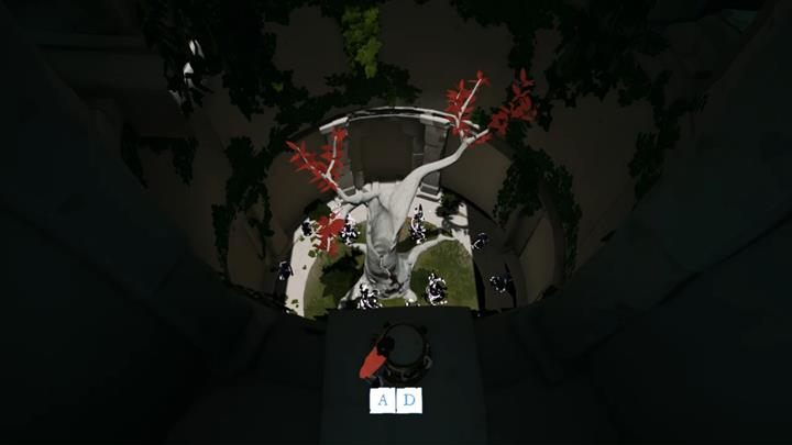 Reach the winder and use it to light up the floor below - Building a Robot | Chapter 3 - Walkthrough - Chapter 3 - Rime Game Guide
