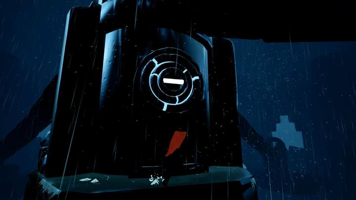 Climb to the top and use the mechanism - Lighting up the chamber | Chapter 4 - Walkthrough - Chapter 4 - Rime Game Guide