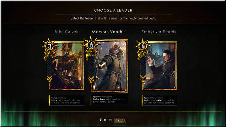 1 - Nilfgaard | Factions - Factions - Gwent: The Witcher Card Game Guide