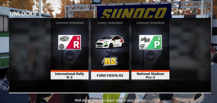 Sometimes, when you unlock a new license, you may be rewarded with unlocking a new sponsor or getting a new car for the garage - Whats the best way to begin the career mode? | TIPS - Tips - DiRT 4 Game Guide