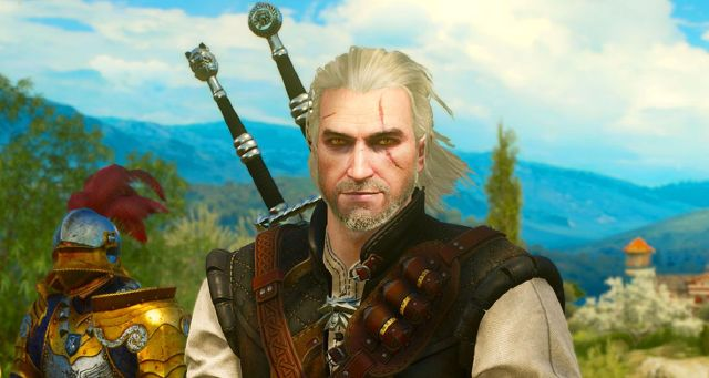 The Witcher 3 Patch 1.20 can use on PS4