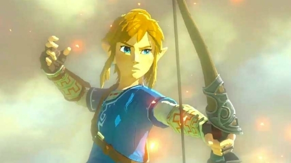 Legend Of Zelda Wii U/NX will launch at 2017