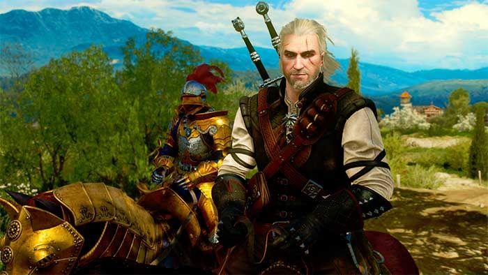 The Witcher 3 Blood And Wine released on May 31
