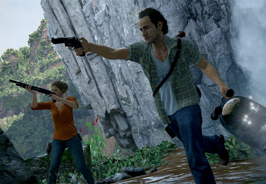 Uncharted 4 become the most popular series of this game
